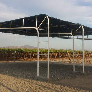 CONST. ESTACIONAMIENTO - AGRICOLA DON RICARDO