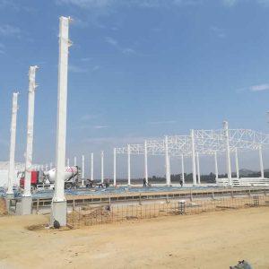 CONST. PACKING DE UVA - EL PEDREGAL S.A. 2017