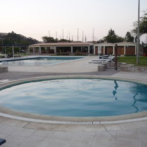 CONST. PISCINA - PATERA - CLUB CENTRO SOCIAL ICA