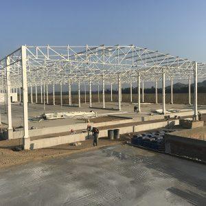 CONST. PLANTA EMPACADORA DE UVA - AGROCASAGRANDE S.A.C. 2018