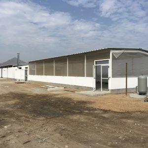 CONST. PLANTA EMPACADORA DE UVA -COMEDOR Y SSHH - AGROCASAGRANDE S.A.C. 2018