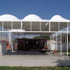 CONST. SALON MULTIUSOS - HOTEL LAS DUNAS