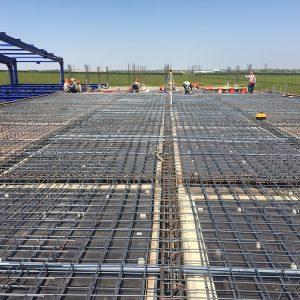 CONSTRUCCION DE PACKING DE UVA - EL PEDREGAL PIURA 2016
