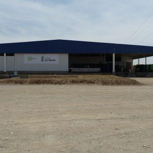 CONSTRUCCION PACKING DE UVA - AGRICOLA LA VENTA