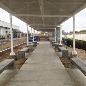 CONSTRUCCION PACKING DE UVA - COMEDOR - SANTA RITA AGROKASA 2013