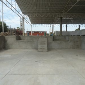 CONSTRUCCION PACKING DE UVA - RAMPA DE DESPACHO - SANTA RITA AGROKASA 2013