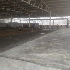 CONSTRUCCION PACKING DE UVA - SANTA RITA AGROKASA 2013